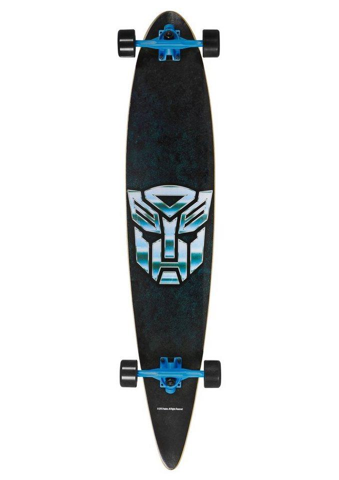 Transformers Volten Longboard, »Autobot Icon« in schwarz