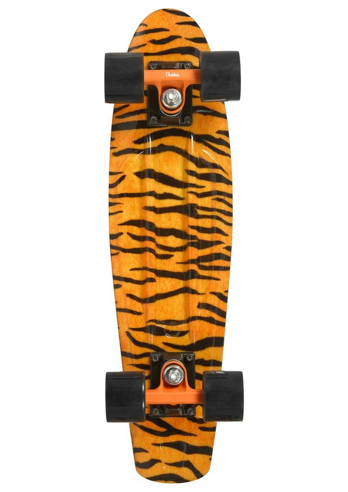 Juicy Susi Vinyl Board, »Tiger« in bunt