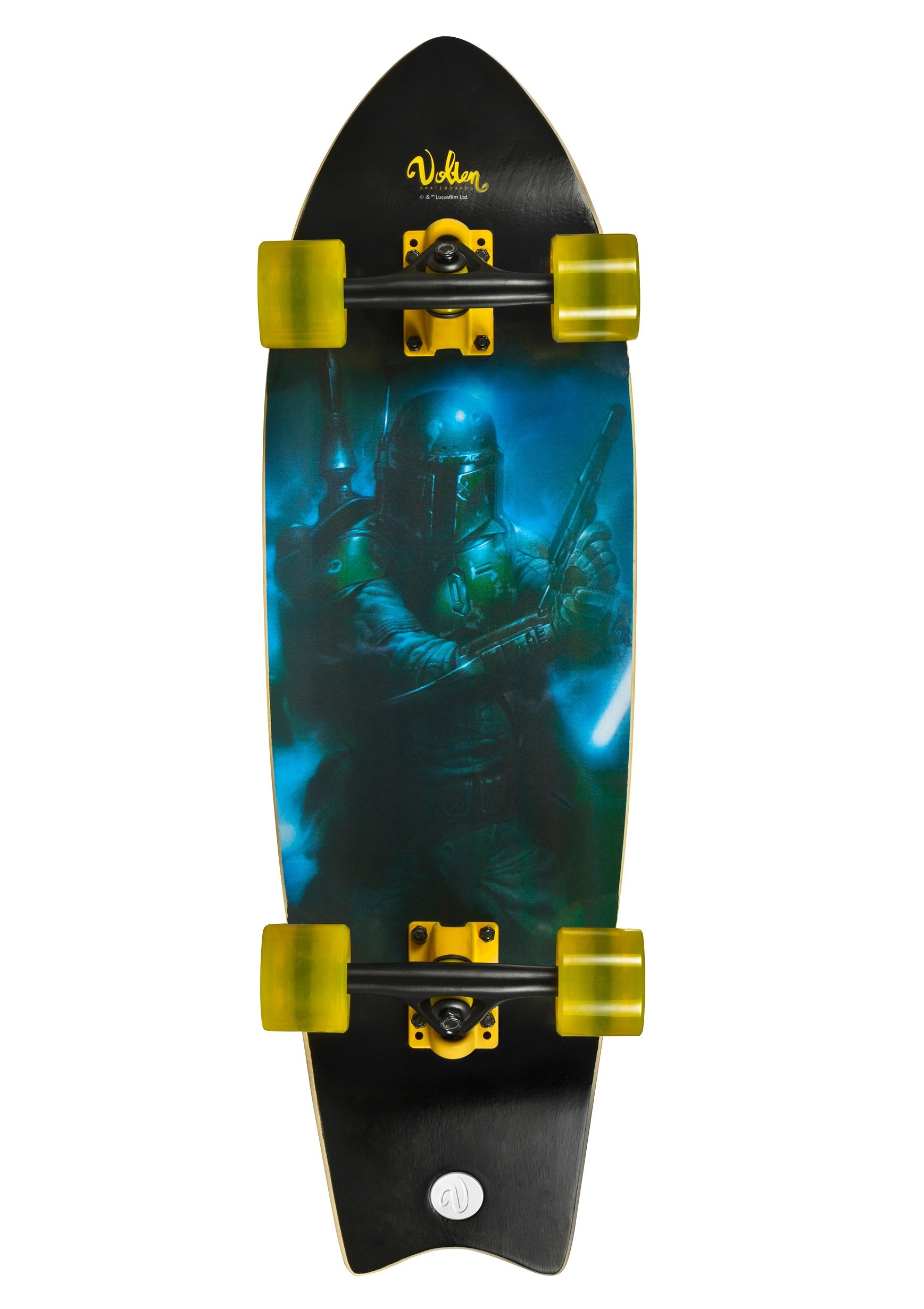 Volten Longboard, Star Wars, »Bounty Hunter«