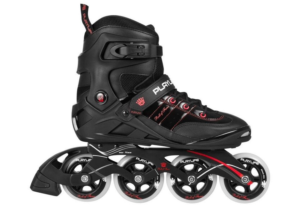 Playlife Inline Skates, »Roll of Fame« in schwarz