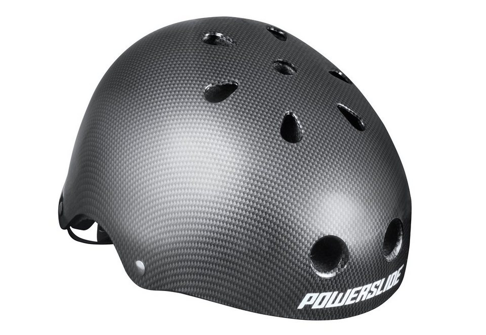 Powerslide Skatehelm, »Allround Stunt« in schwarz