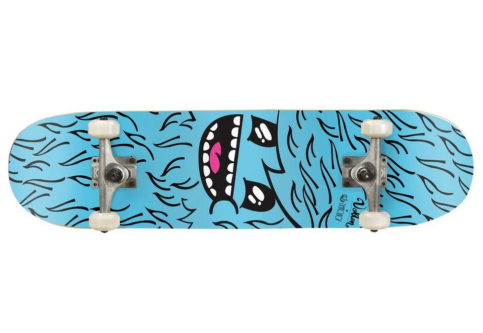 Volten Skateboard, »Harry« in blau
