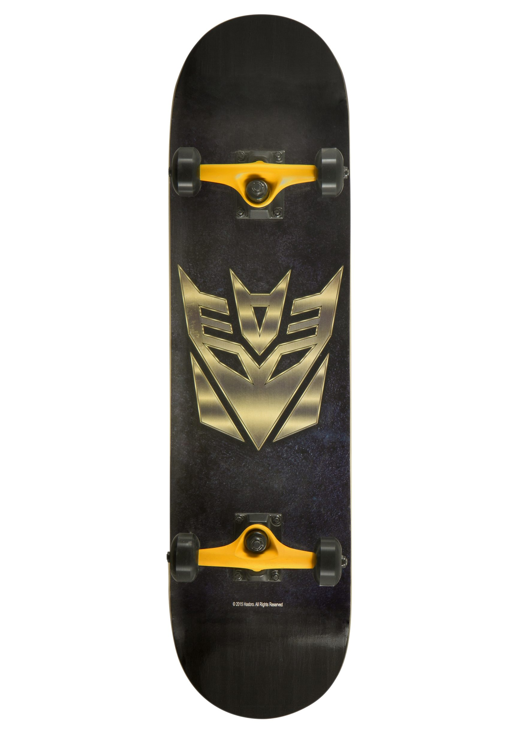Transformers Choke Skateboard, »Decepticon«
