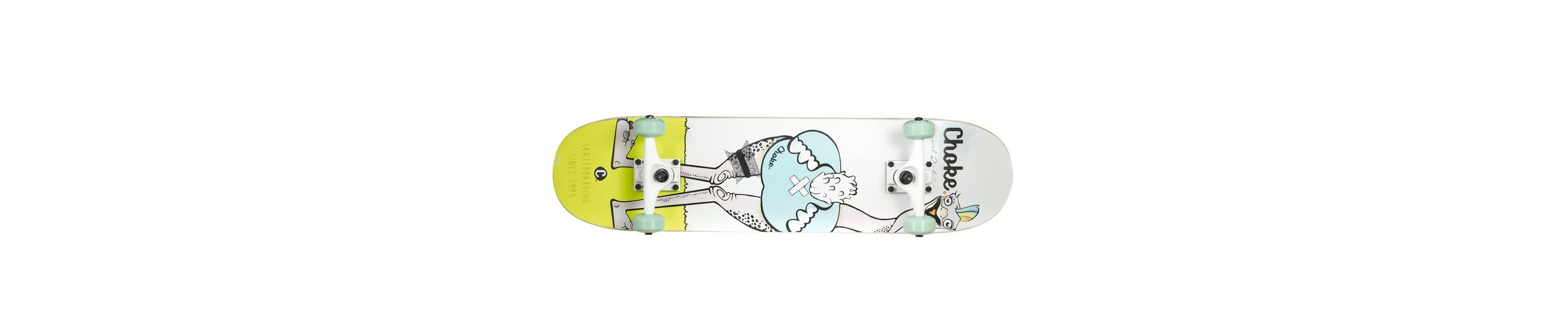 Choke Skateboard, »Miguel«