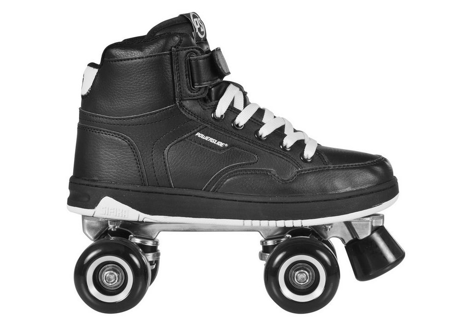 Powerslide Rollschuhe, »Player« in schwarz