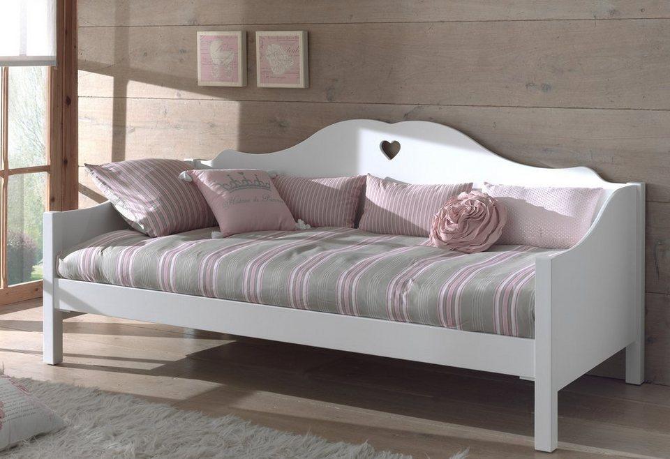 Vipack Furniture Kojenbett »Amori« in weiß