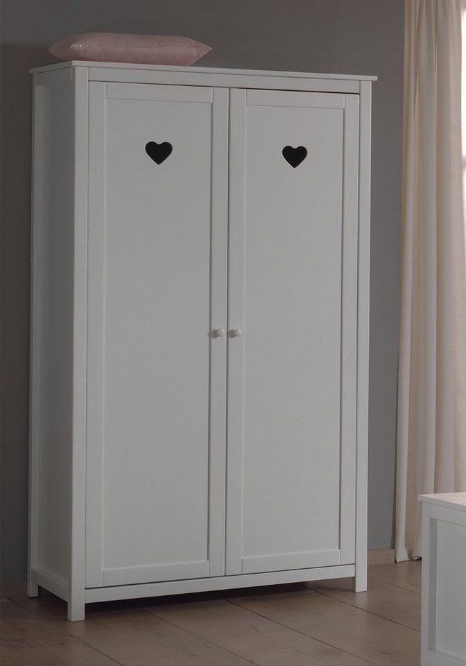 kleiderschrank schiebet ren wei otto. Black Bedroom Furniture Sets. Home Design Ideas