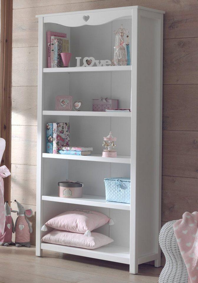 Vipack Furniture Regal »Amori« in weiß