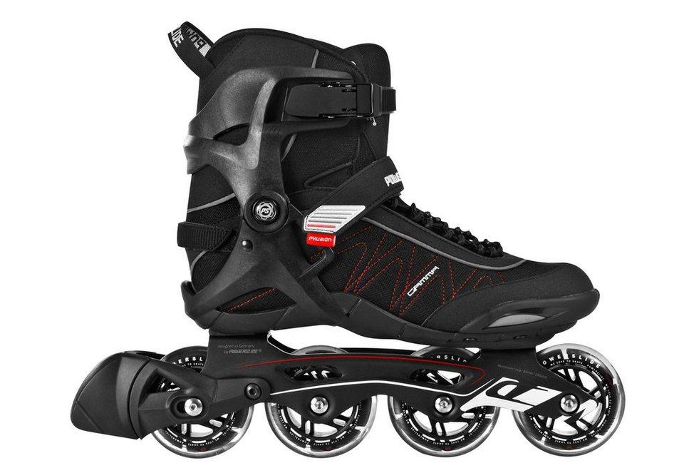 Powerslide Inline Skates Herren, »Gamma Men« in schwarz