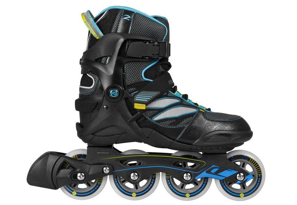 Powerslide Inline Skates Herren, »Epsilon Men« in schwarz-blau
