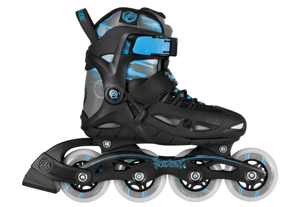 Powerslide Inline Skates Jungen, »Phuzion 1« in schwarz