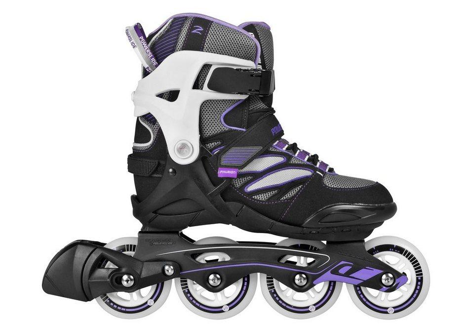Powerslide Inline Skates Damen, »Epsilon Pure« in schwarz-lila
