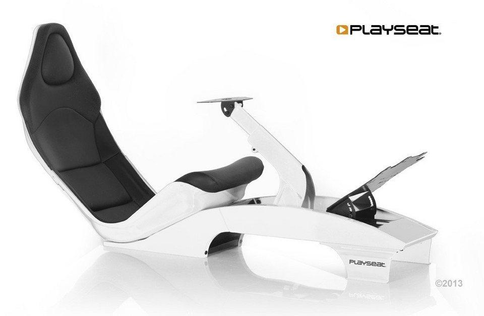 Playseats Playseat F1 Weiß »(PC PS3 PS4 X360 XBox One)«