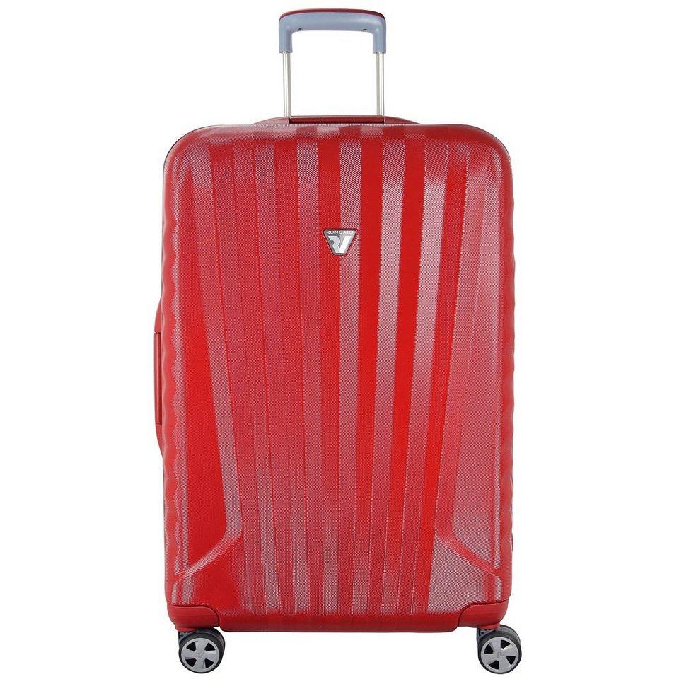 Roncato UNO SL 4-Rollen Trolley 79 cm in rosso rosso