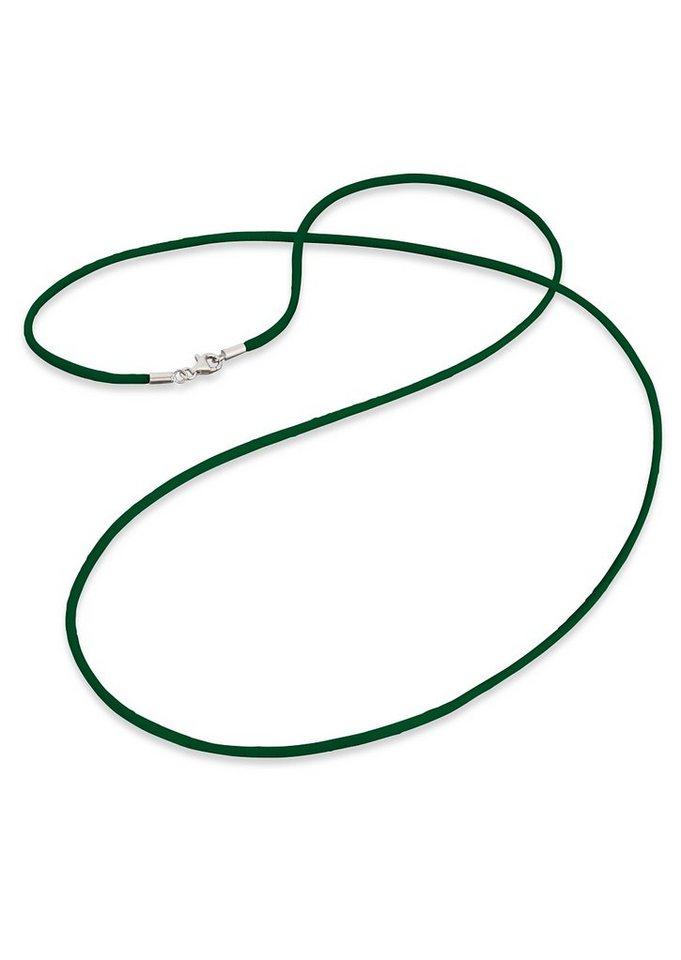 Engelsrufer Satinband grün, »ERN-SI-04« in grün