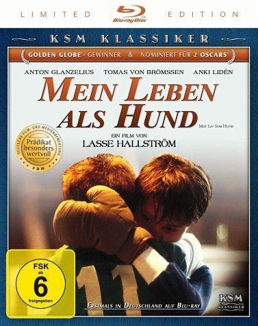 Blu-ray »Mein Leben als Hund«
