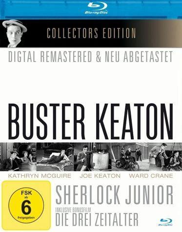 Blu-ray »Buster Keaton - Sherlock Junior / Die drei...«