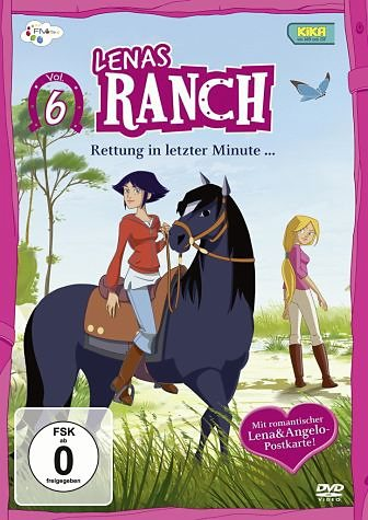 DVD »Lenas Ranch, Vol. 6 - Rettung in letzter...«
