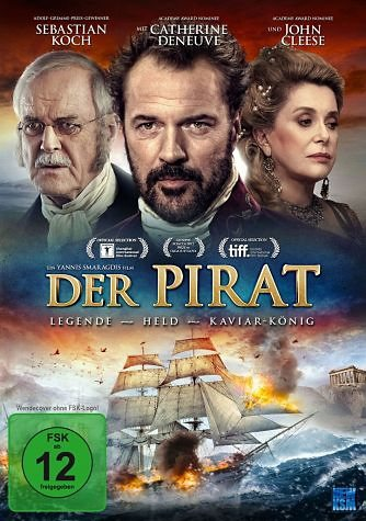 DVD »Der Pirat - Legende - Held - Kaviar-König«