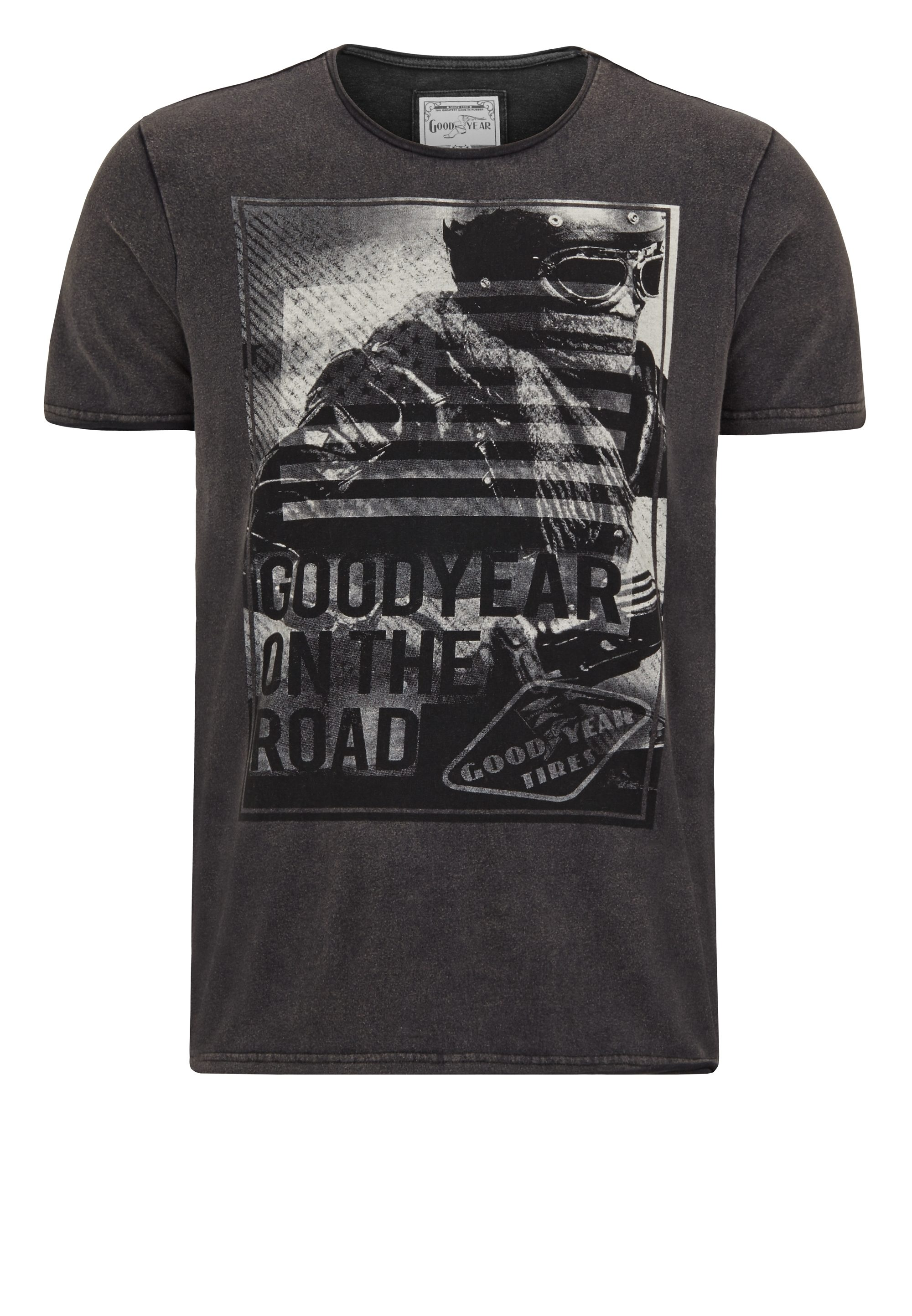 Goodyear T-Shirt »LOCKPORT«