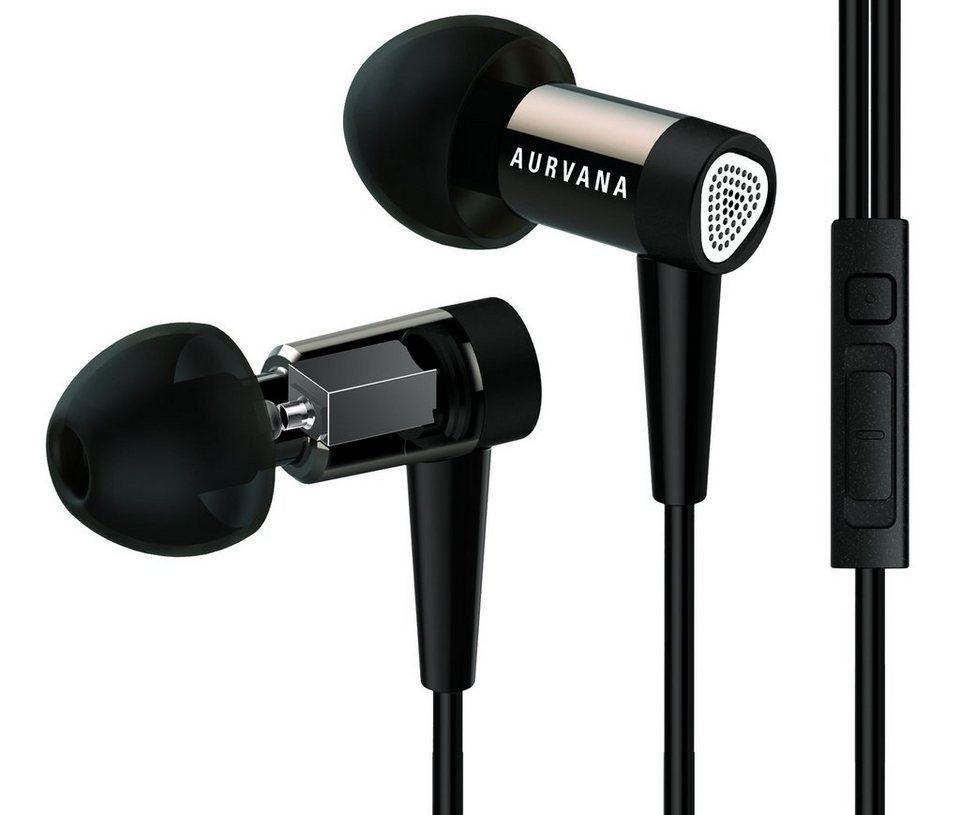 Creative Kopfhörer »Aurvana In-Ear 2 Plus Ohrhörer schwarz«