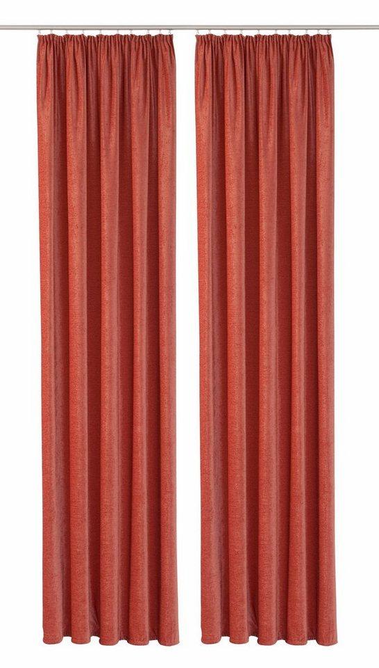 Vorhang Amy VHG Kräuselband Stück Kaufen OTTO - Verdunkelungsvorhang schlafzimmer