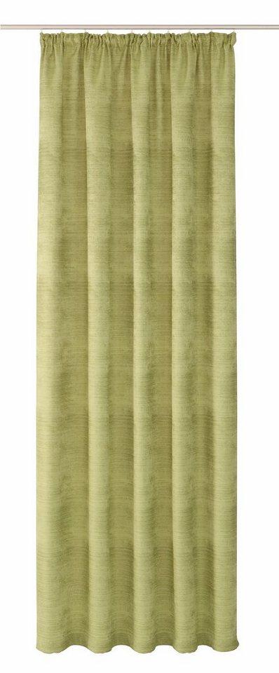 Vorhang, Deko trends, »Vintage« (1 Stück) in grün