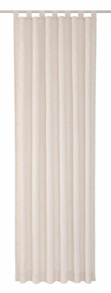 Vorhang, Wirth, »Medina« (1 Stück) in creme