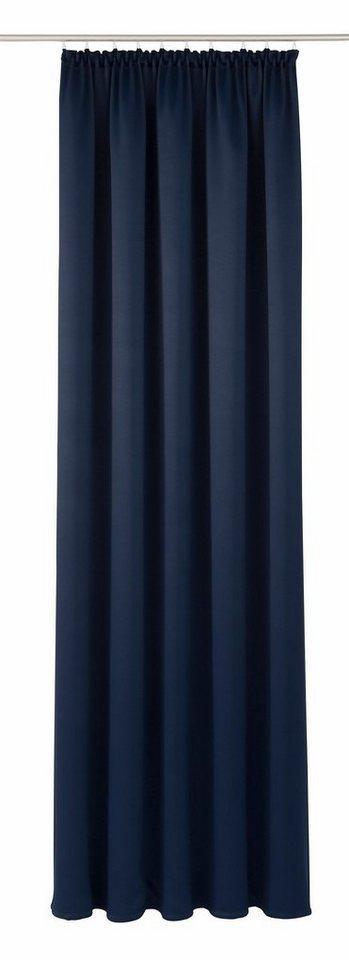 vorhang darken tom tailor kr uselband 1 st ck online kaufen otto. Black Bedroom Furniture Sets. Home Design Ideas