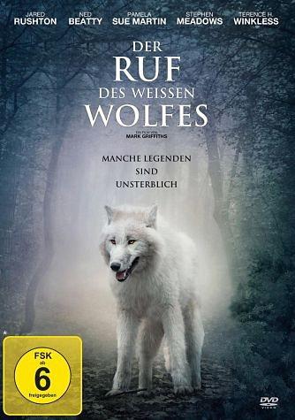 DVD »Der Ruf des weißen Wolfes«