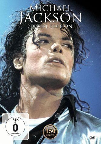DVD »Michael Jackson - Special Edition«