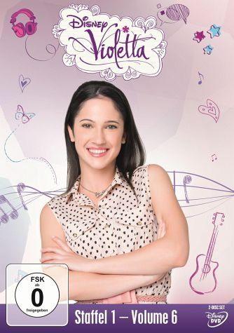 DVD »Violetta - Staffel 1. Volume 6«