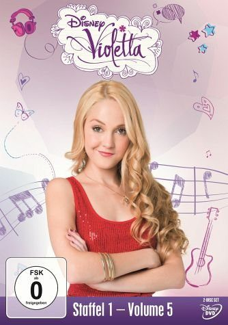 DVD »Violetta - Staffel 1. Volume 5«