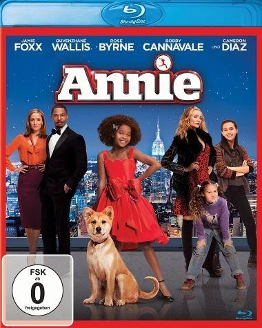 Blu-ray »Annie«