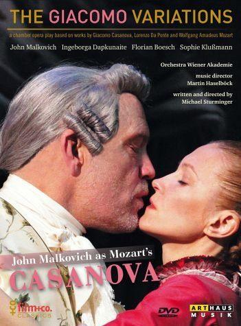 DVD »The Giacomo Variations«