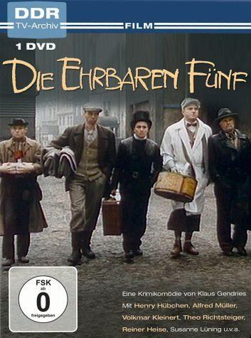 DVD »Die ehrbaren Fünf«
