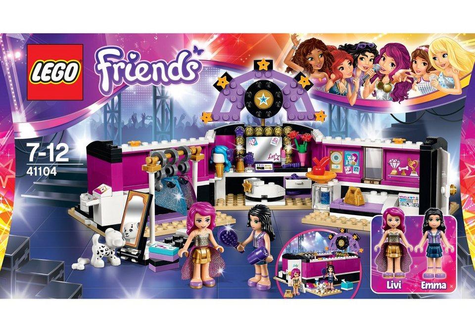 LEGO® Popstar Garderobe, (41104), »LEGO® Friends«