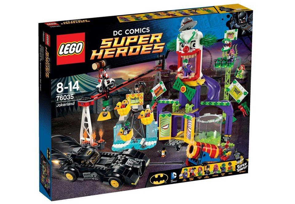 LEGO® Joker-Land (76035), »LEGO® DC Comics Super Heroes«