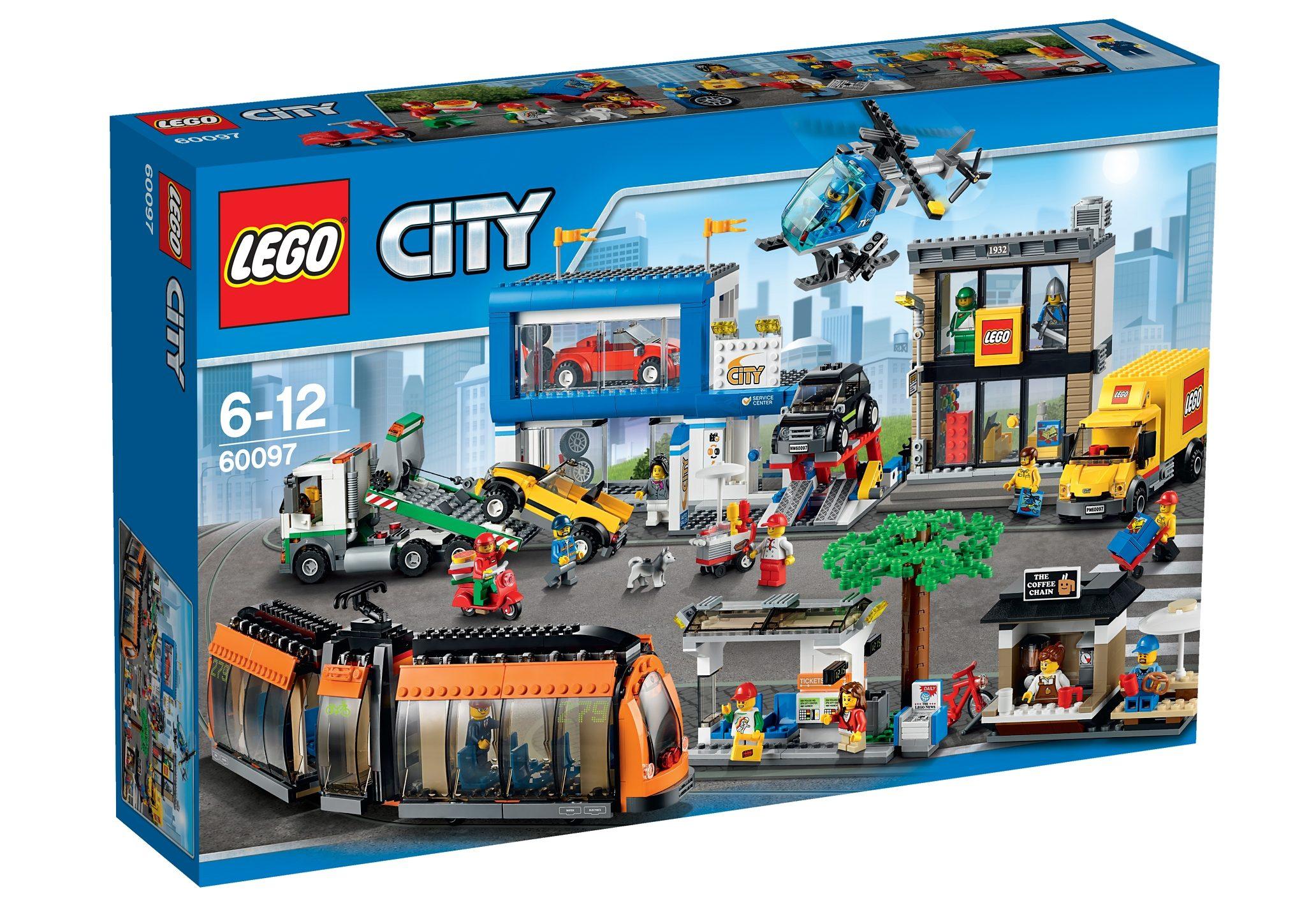 LEGO®, Stadtzentrum (60097), »LEGO® City«