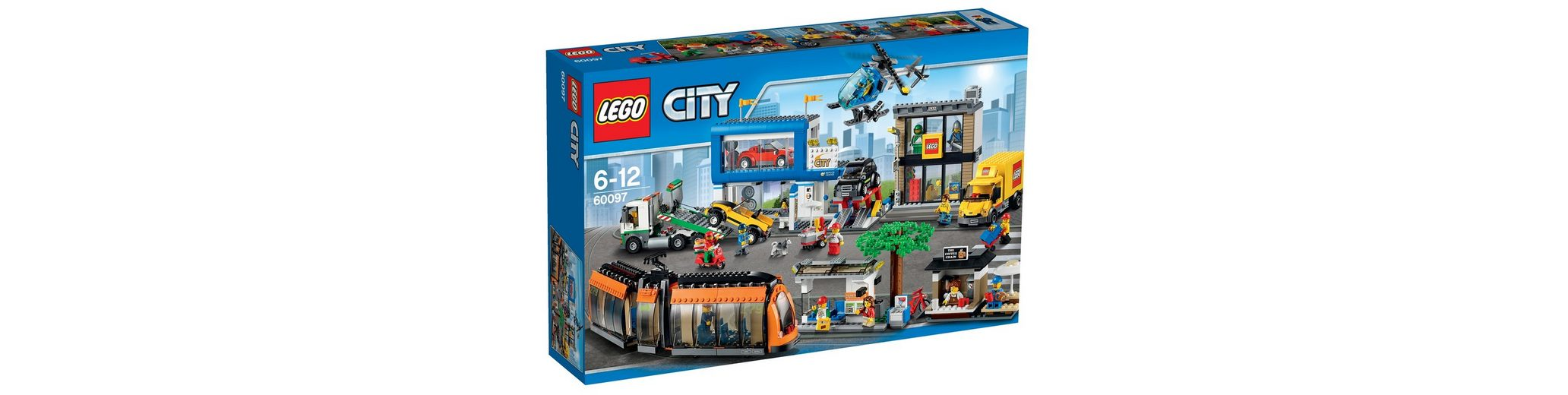 LEGO® Stadtzentrum (60097), »LEGO® City«