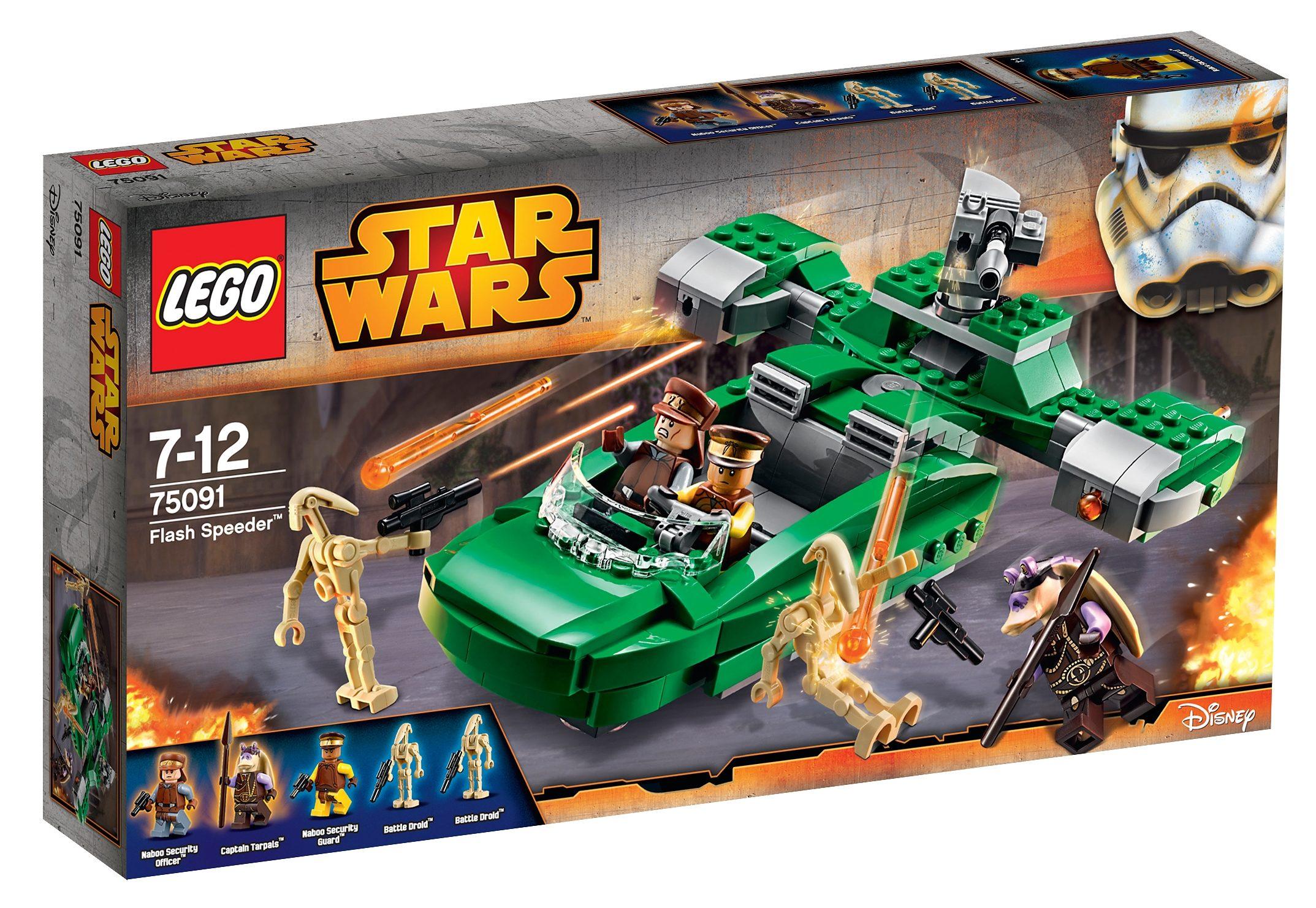 LEGO® Flash Speeder (75091), »LEGO® Star Wars™«