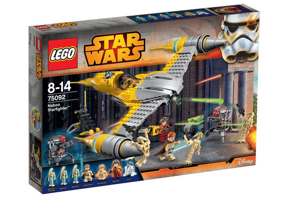 LEGO® Naboo Startfighter (75092), »LEGO® Star Wars™«
