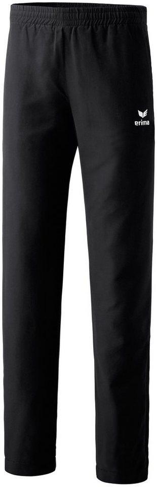 ERIMA Miami Präsentationshose Damen in schwarz