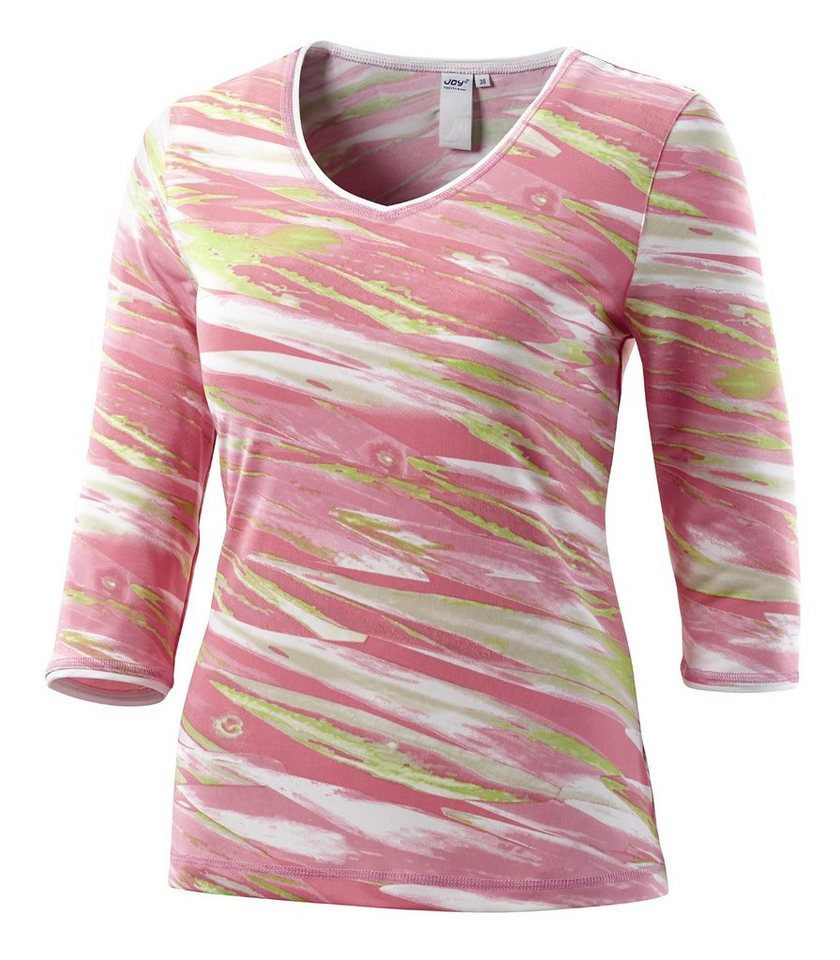 JOY sportswear 3/4-Arm-Shirt »HALONA« in melba print