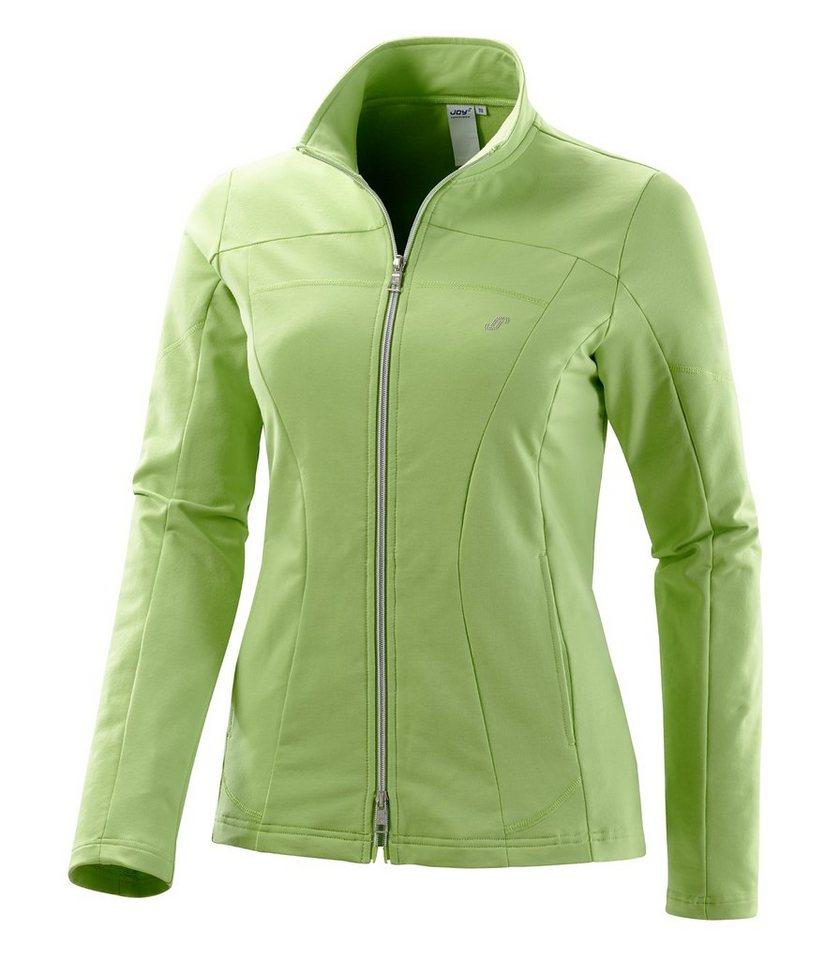 JOY sportswear Jacke »DAMARIS« in lemongrass