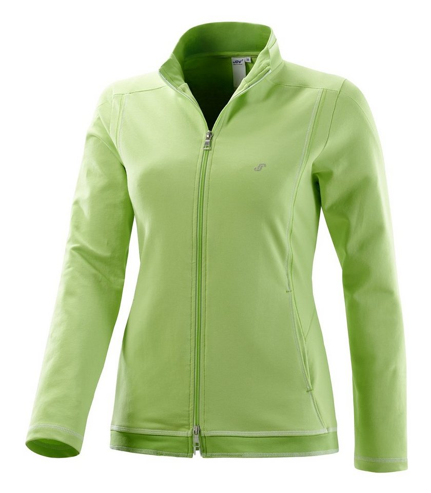 JOY sportswear Jacke »POLINA« in lemongrass light