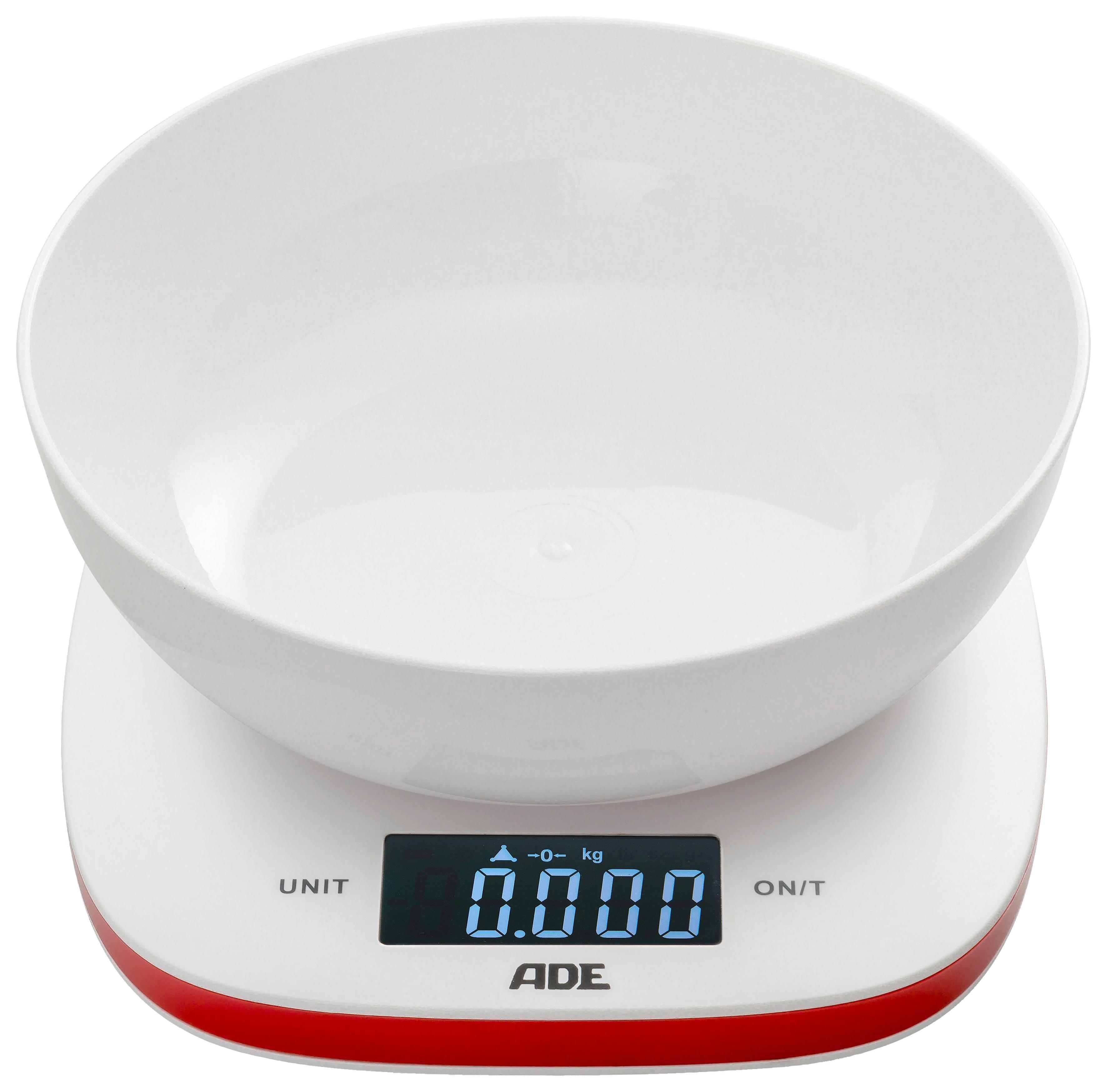 ADE Digitale Schüsselwaage »KE1412 Amelie«