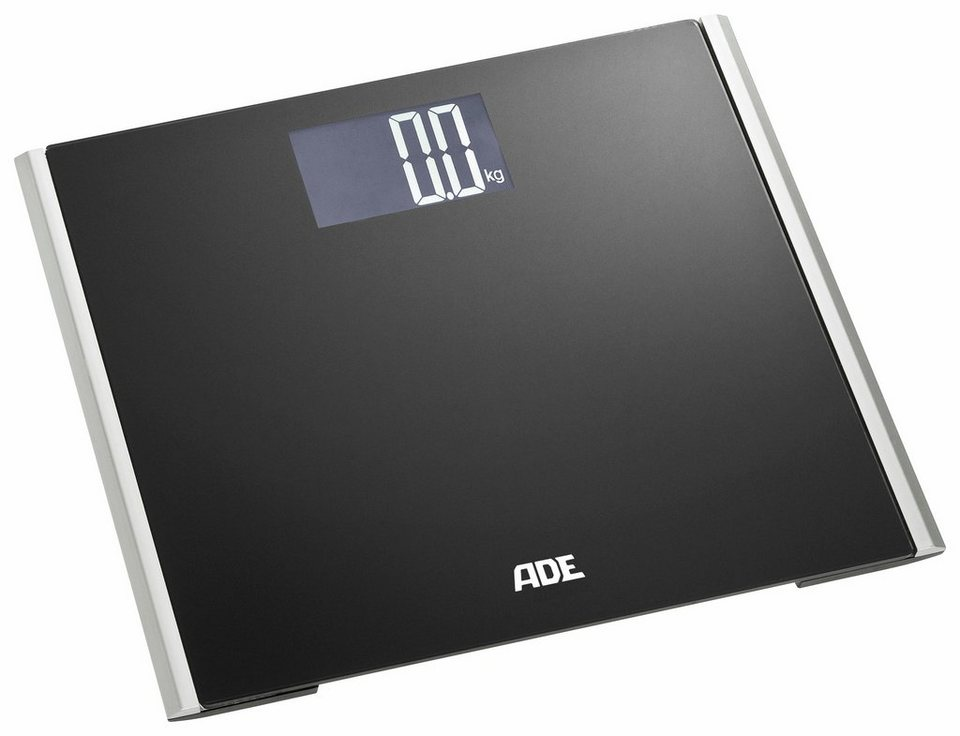 ADE Digitale Personenwaage »BE930 Agneta« in schwarz