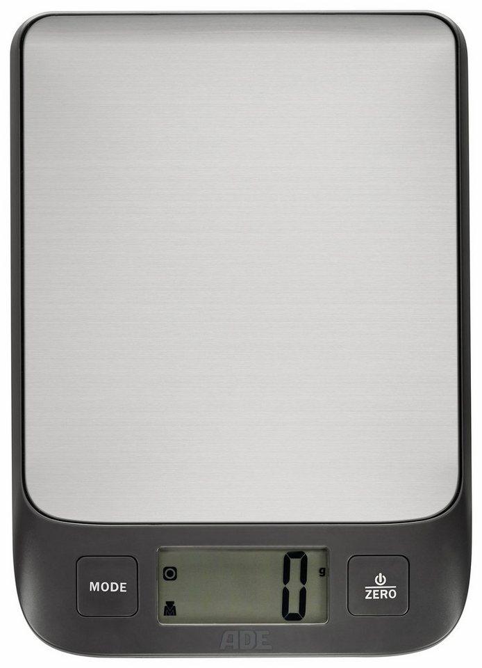 ADE Digitale Küchenwaage »KE1502 Mila« in anthrazit