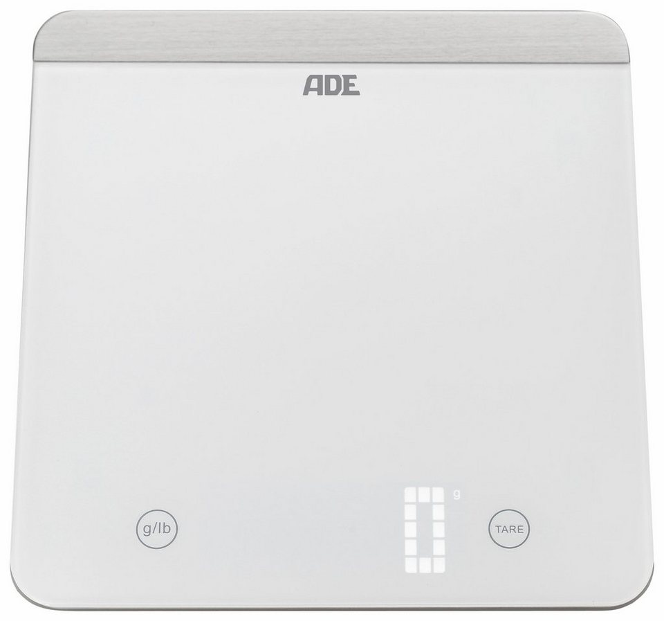 ADE Digitale Küchenwaage »KE1506 Farina« in weiß